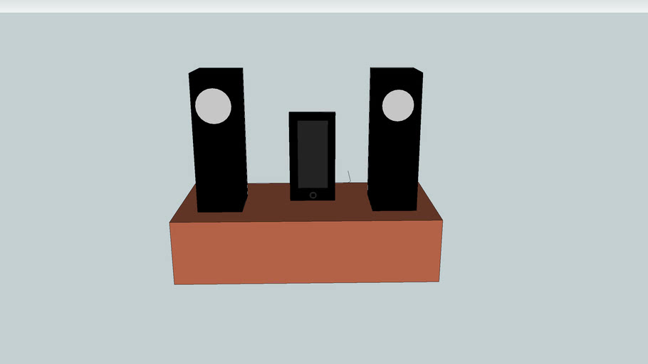 iPod Touch Docking Station