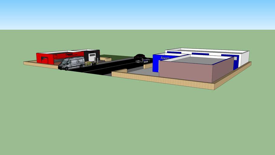 Garage Chatnet Automobile
