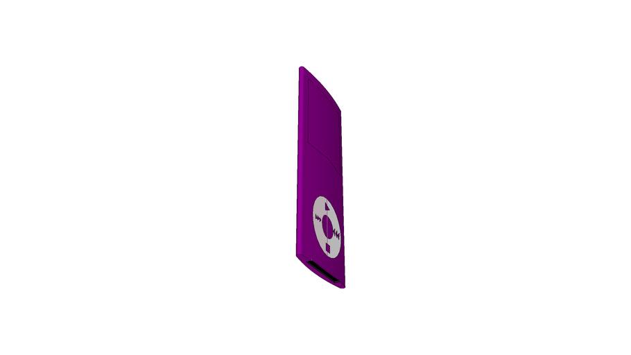 ipod nano violet