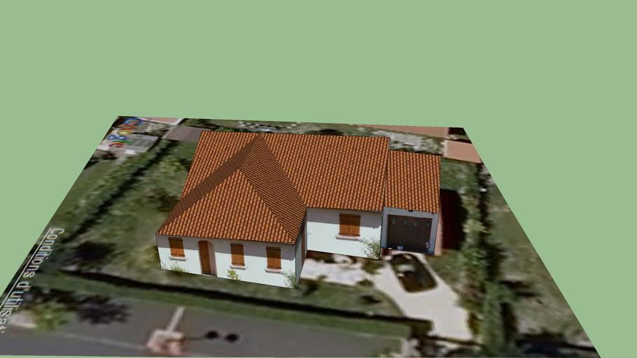 Pavillon d'habitation