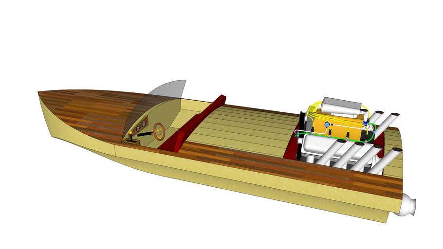Riva Jet-Boat