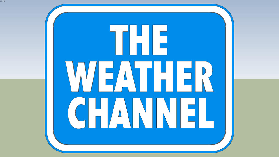 The Weather Channel logo (1996-2005)