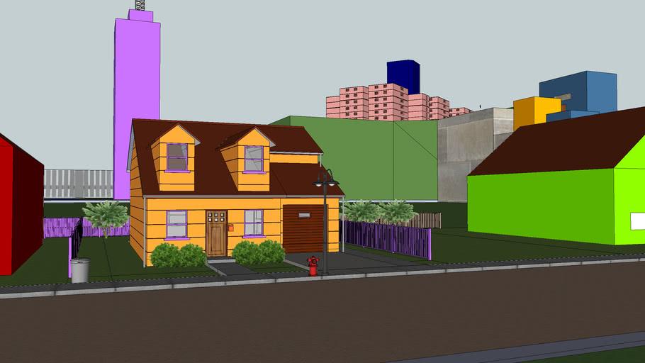 Garfield S City 3d Warehouse
