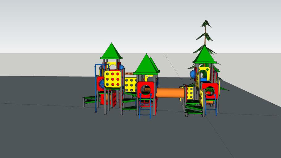 Alisa's Play House