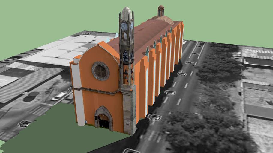 Templo el Refugio Guadalajara