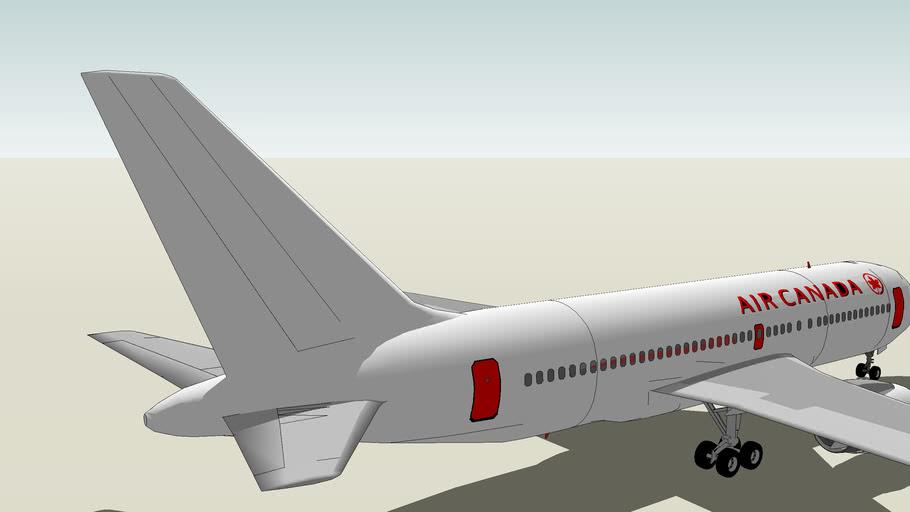 Air Canada 767-200W