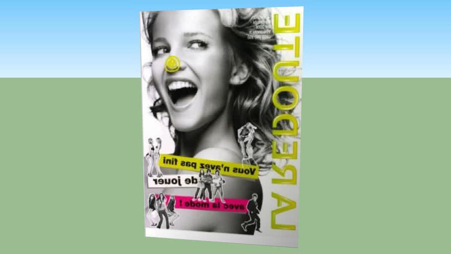 La Redoute catalog 2008
