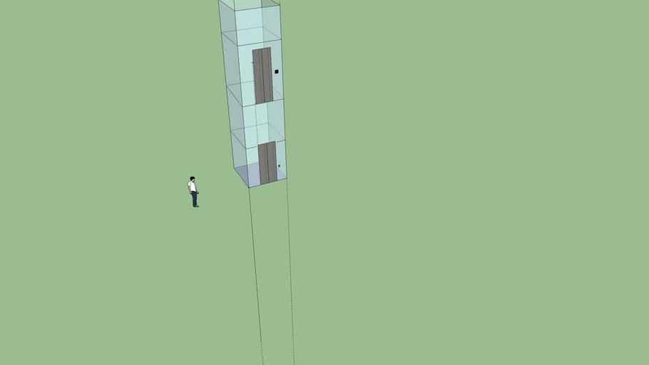elivator 2.33m / 2.17m/ 9.21m