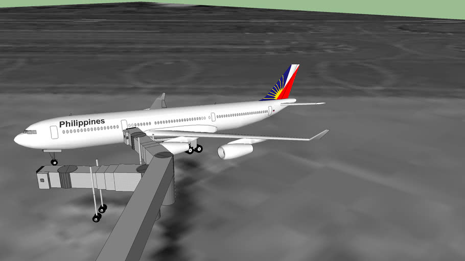 Philippine Airlines in Naia Terminal 3