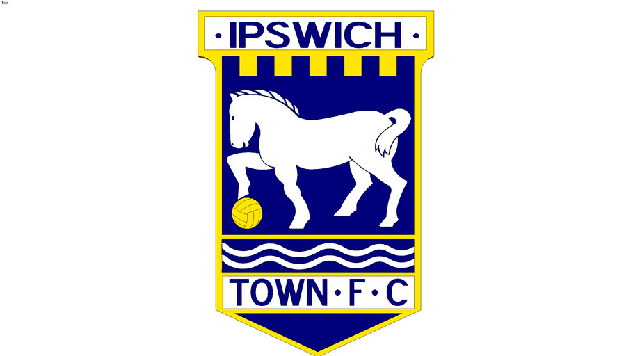 Original Ipswich Town Badge