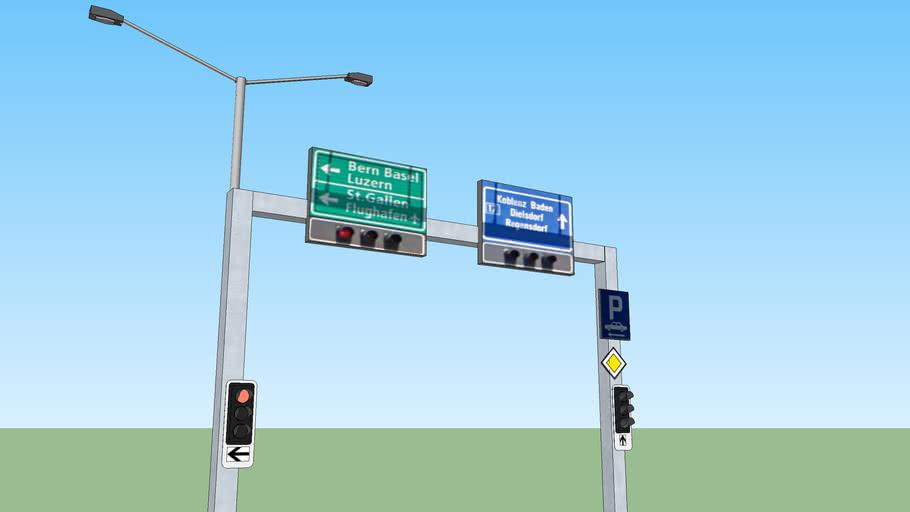Traffic Lights / Regensdorf, Affoltern