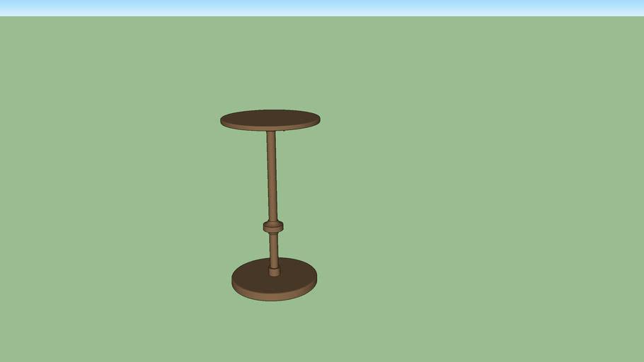 mesa de acento