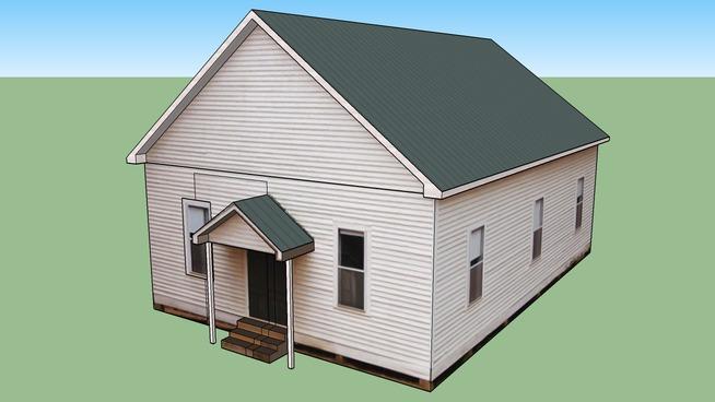 Building in Bearhouse, AR, USA