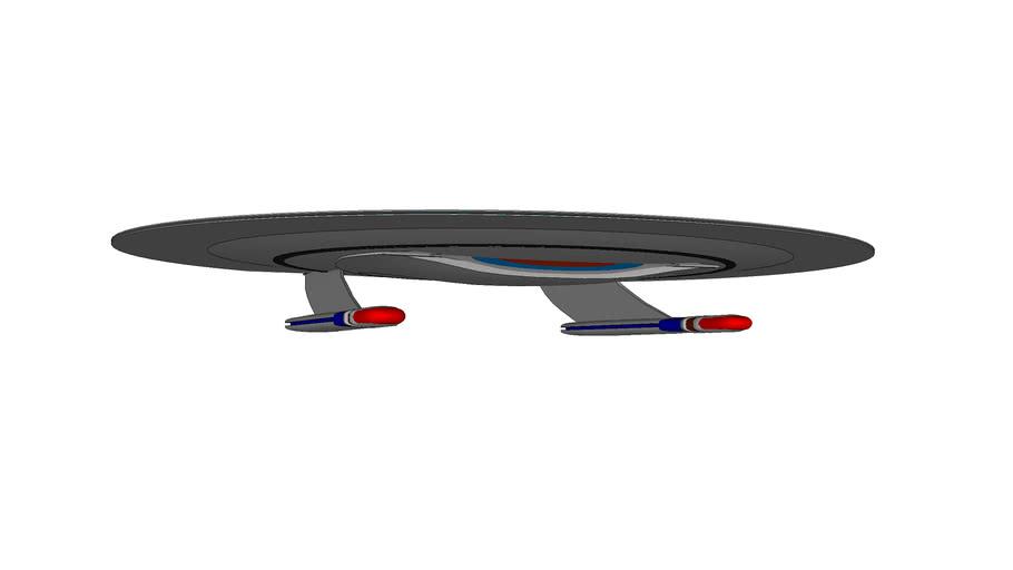 Beryllium-Class Starship