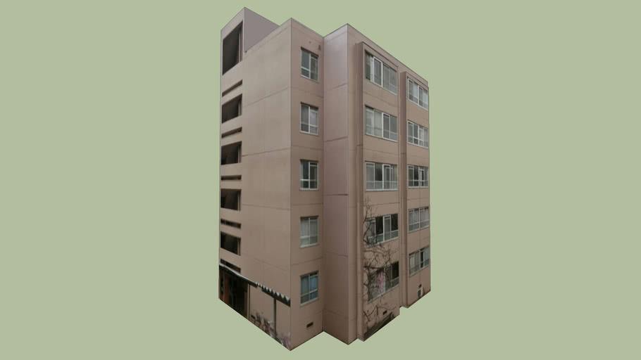 一ノ矢学生宿舎22号棟