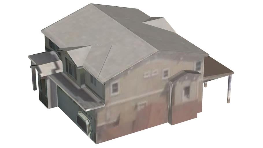 Building in San Bernardino, CA, USA