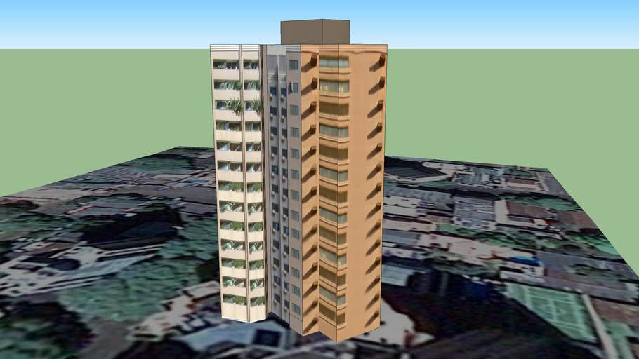 Edifício Ouro Verde-Cascavel-PR