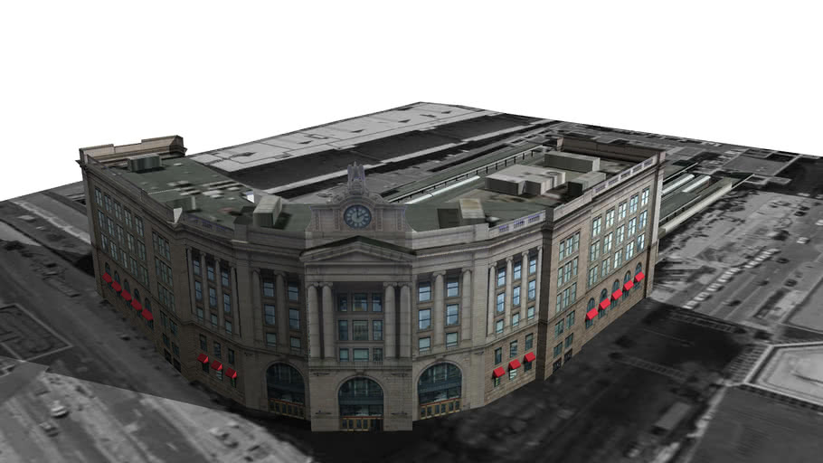 South Station Boston