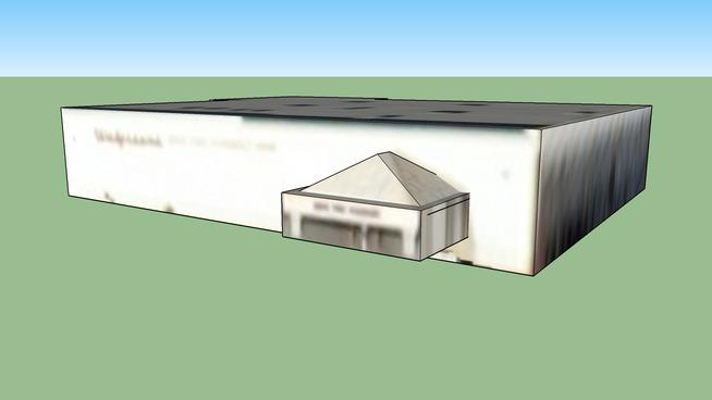 Bâtiment situé Las Vegas, NV, USA
