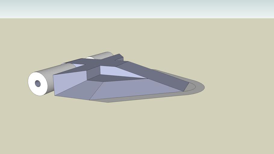 High Speed Mini Sumo Robot Concept