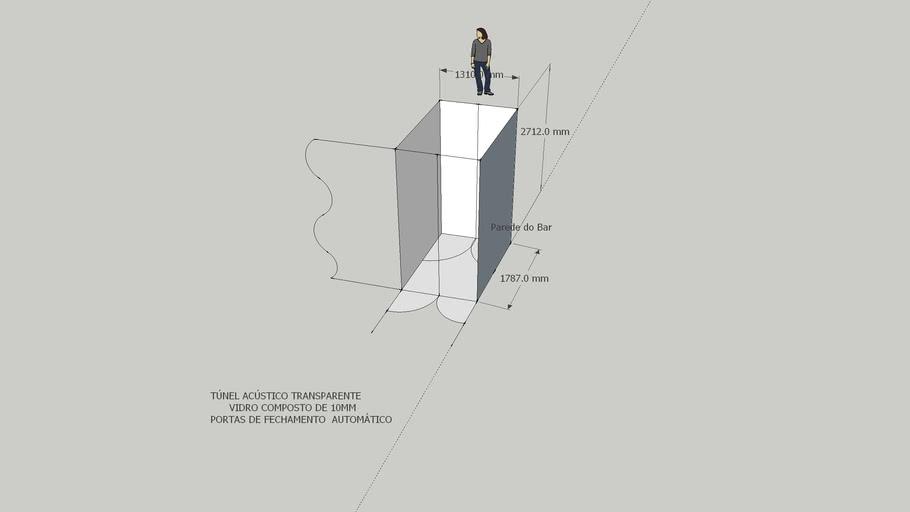 Tunel Transparente