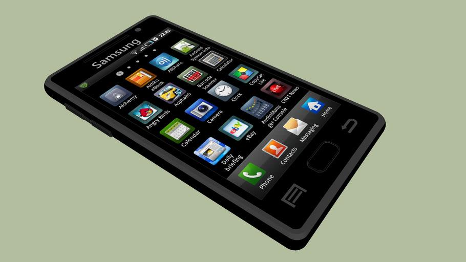 Samsung Galaxy S i900
