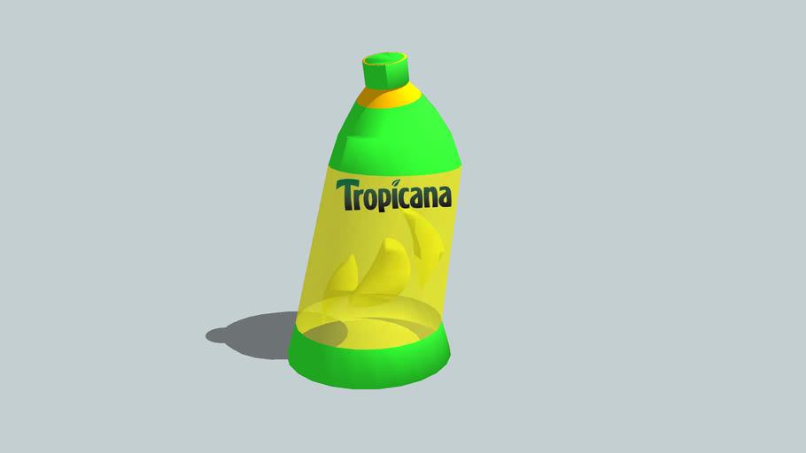 New Tropicana drink