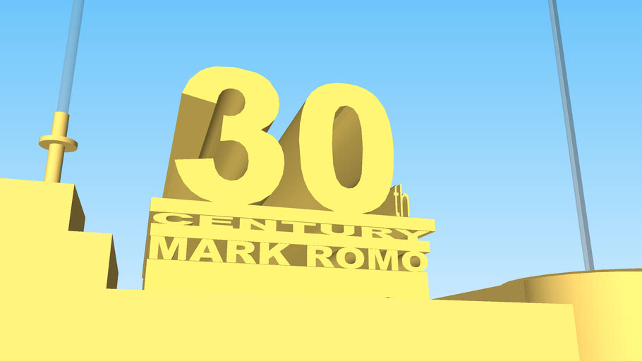 30th Century Mark Romo