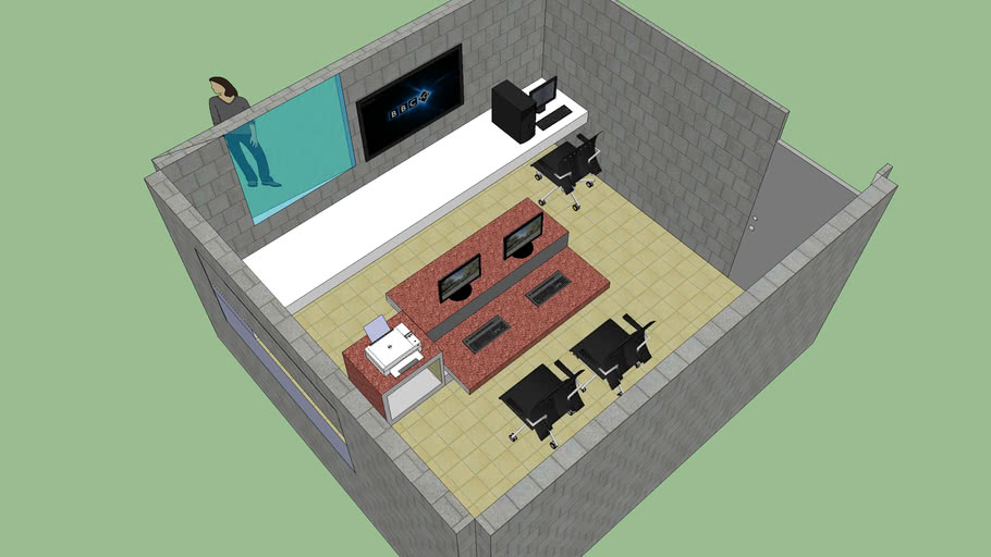 hubbel control room