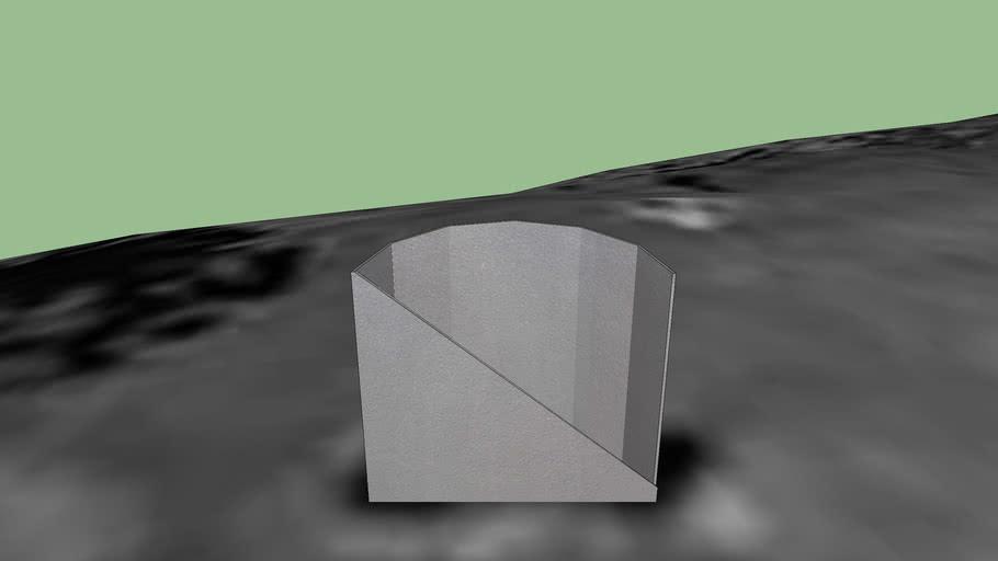 Curve/Diagonal
