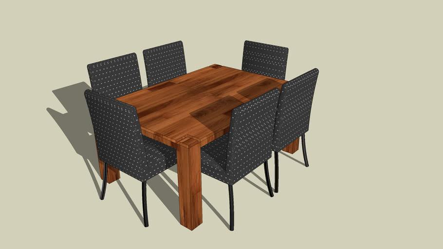 Dinner Table Vikor