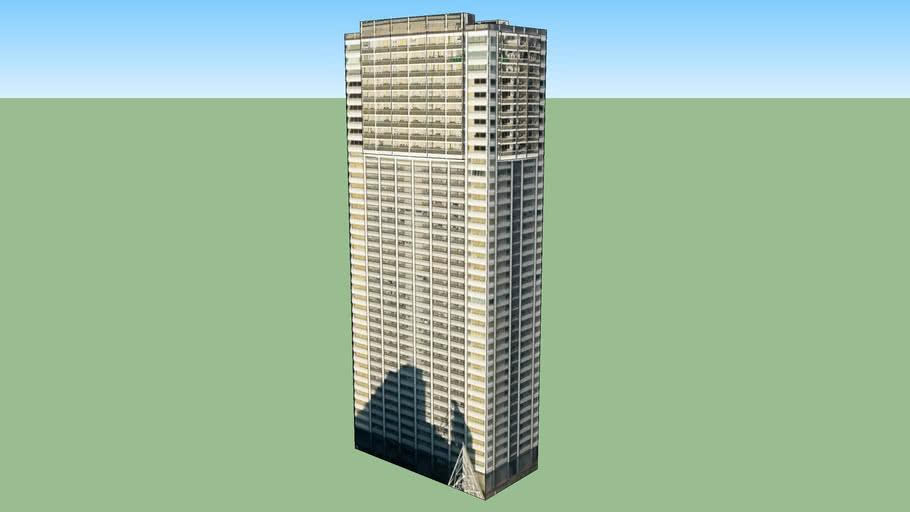 Building in Minato Ward, Tōkyō Metropolis, Japan