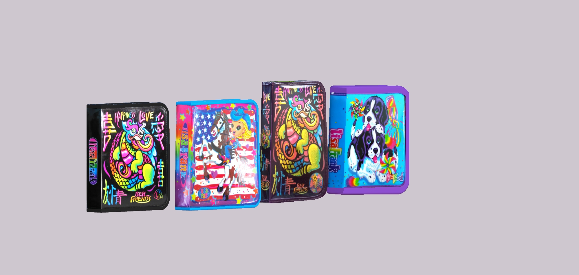lisa frank products