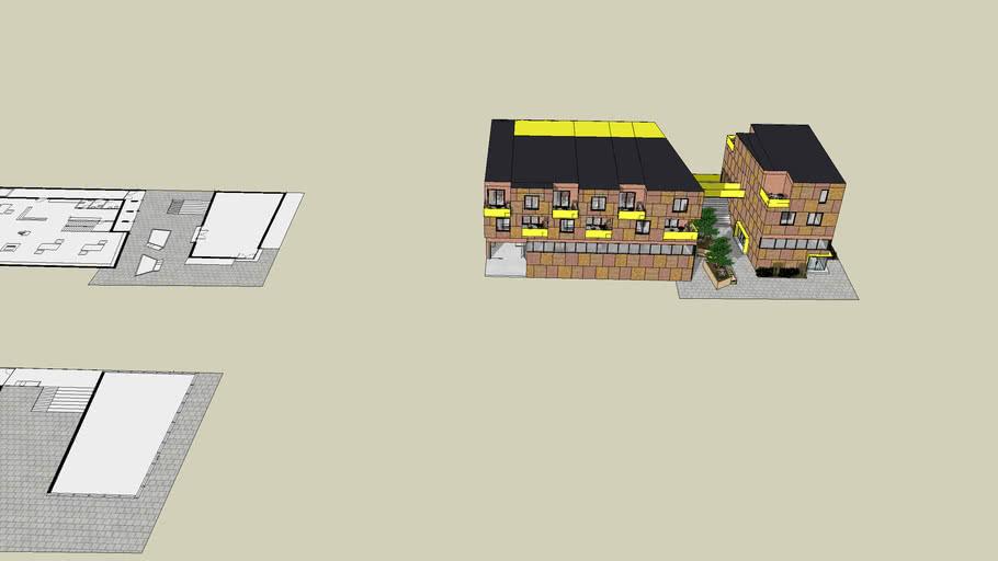 Shieldfield art studio and apartments