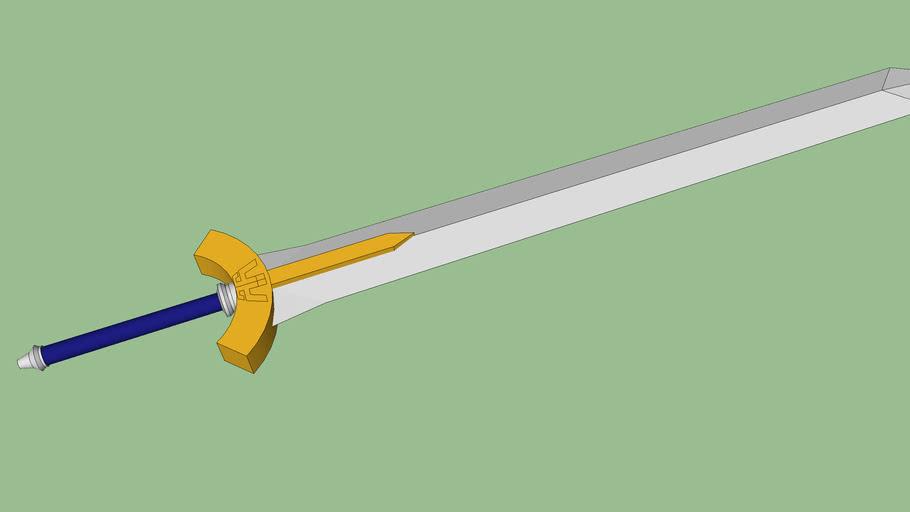 SOLDIER Sword