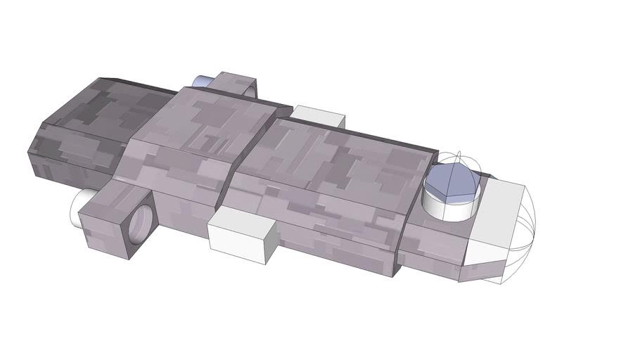 Chosenspace.com 3-D Ship Building Competition