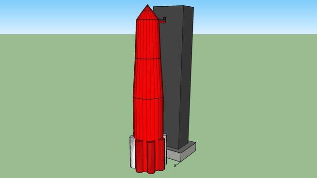 Moon Battles Prt1 Rocket