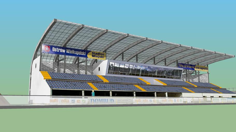 Stadion Miejski w Ostrowie Wielkopolskim