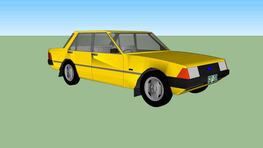1979 Ford XD Falcon