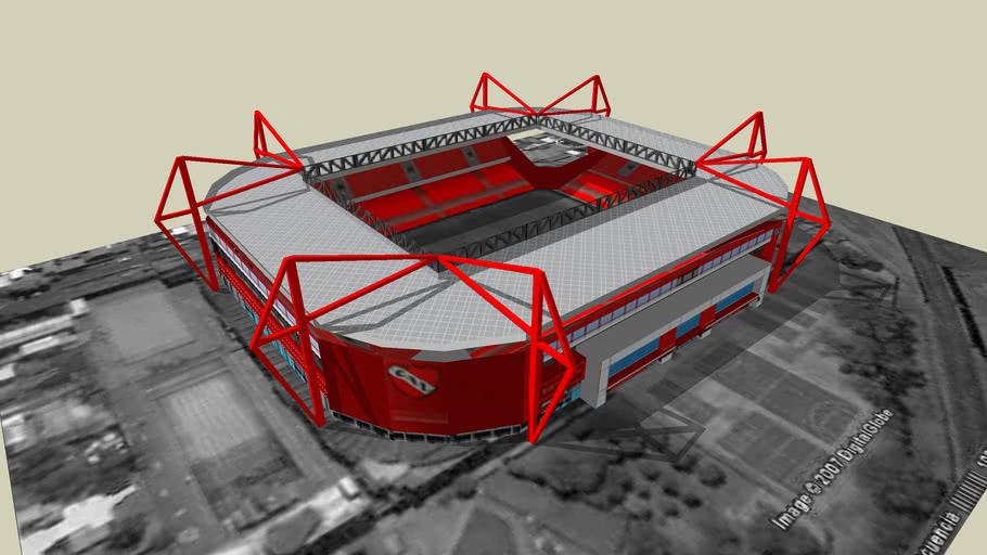 libertadores de america stadium   project june / 2008