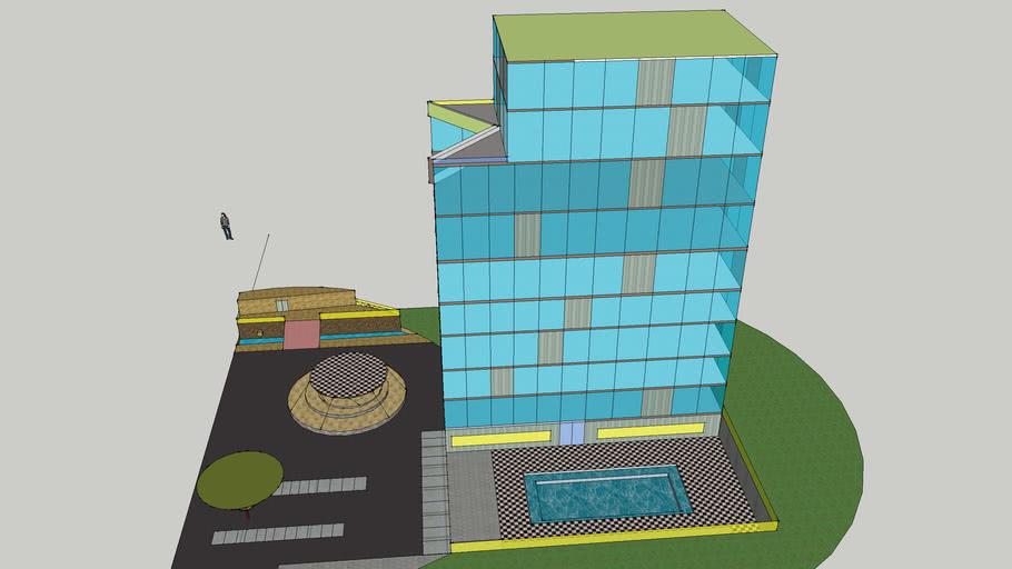 indstrial building desing by asabul ali khan
