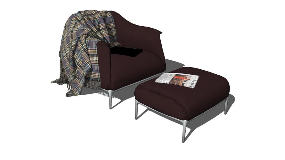 Cadeira Archibald