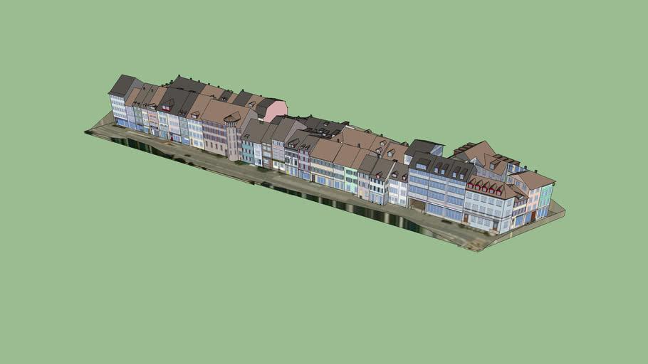 Winterthur Altstadt Schweiz  aelter24