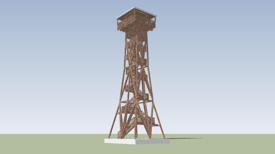 Hahnheider Turm Trittau