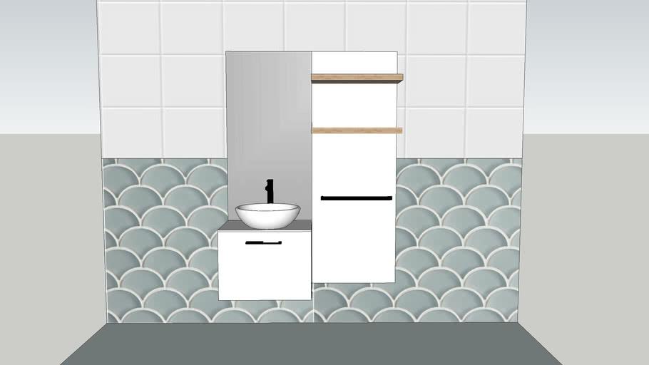 Limos Bathroom Cabinet