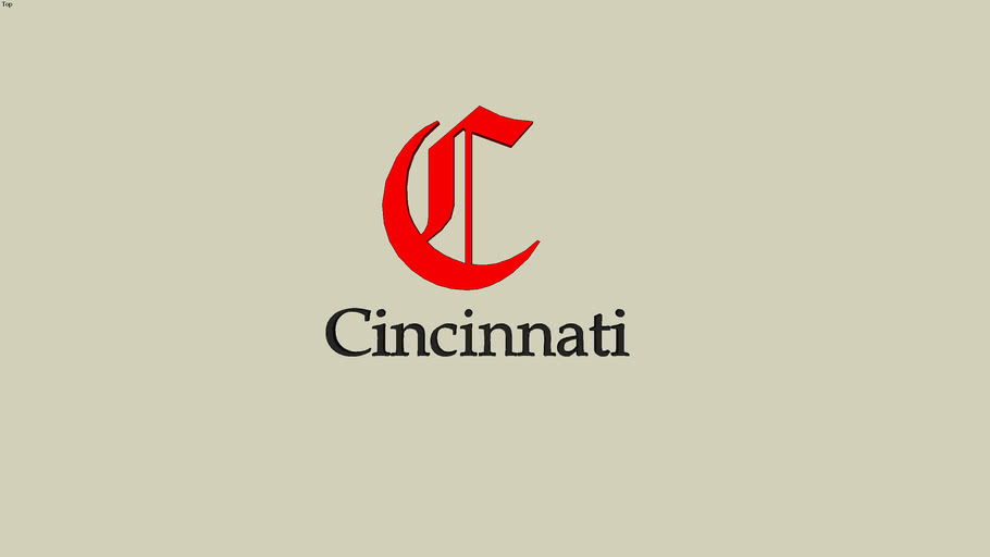 Cincinnati Reds First Logo (1869)