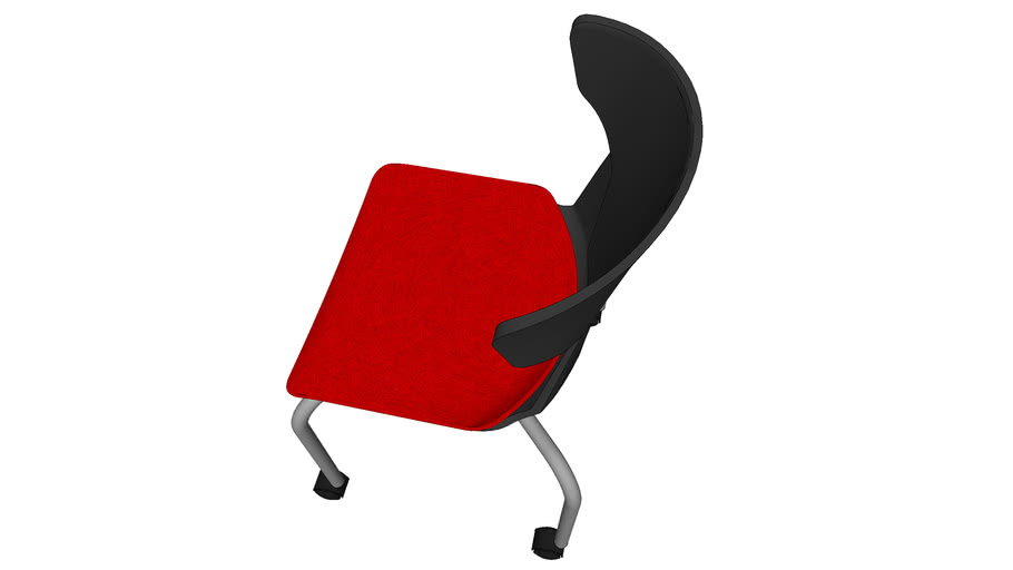 MiEN - RT Red Chair