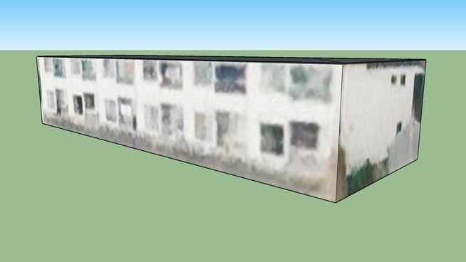 日本, 宮城縣仙台市的建筑模型