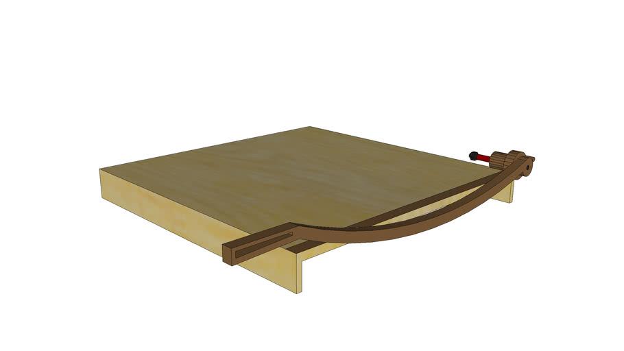 Manual Paper Cutter (Ingento)
