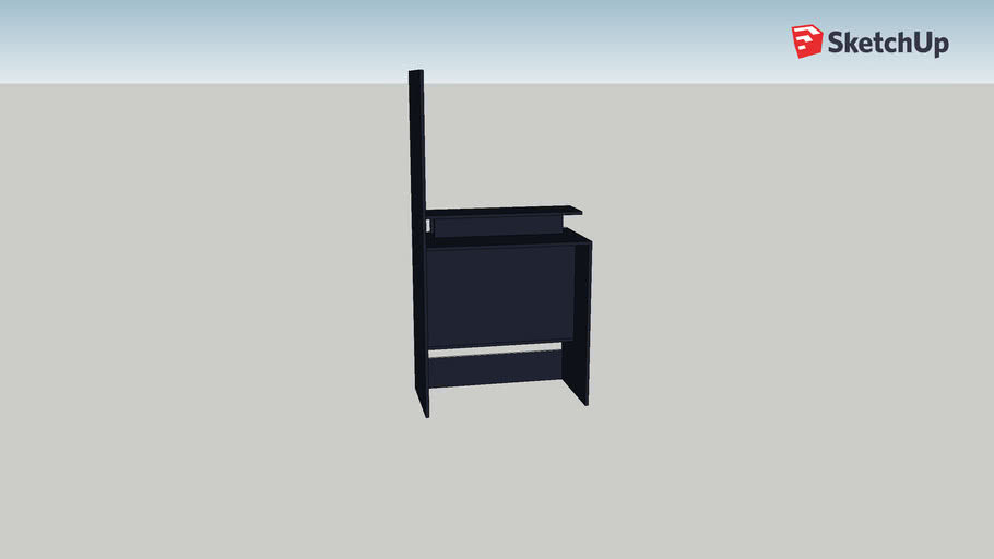 Mueble de Computadora Cafe Internet